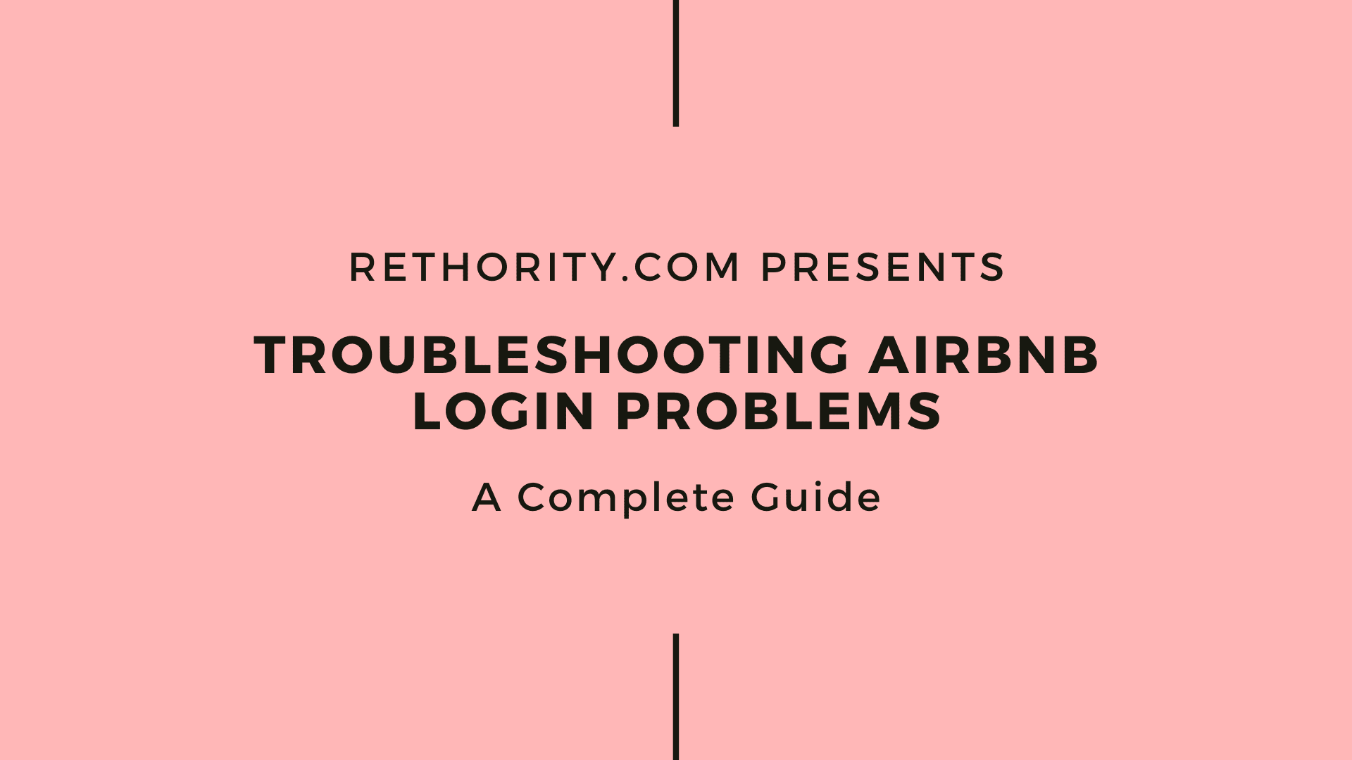 Troubleshooting Airbnb Login Problems