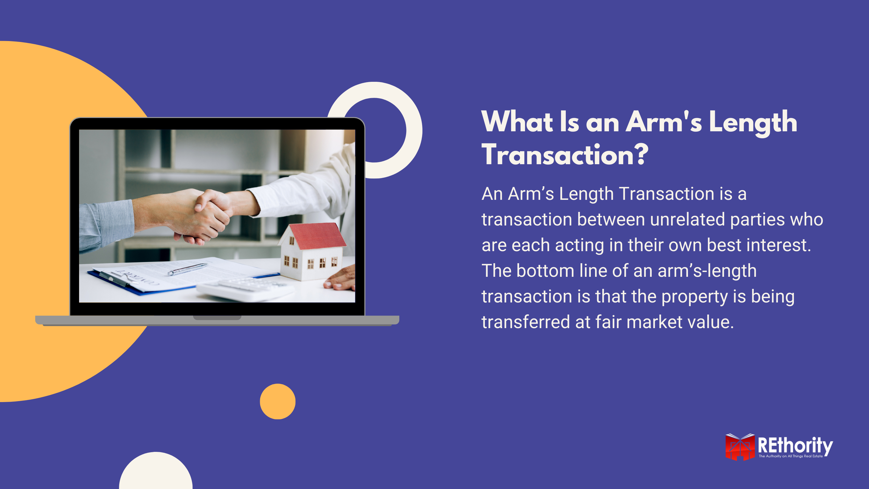 What Is an Arm's Length Transaction?