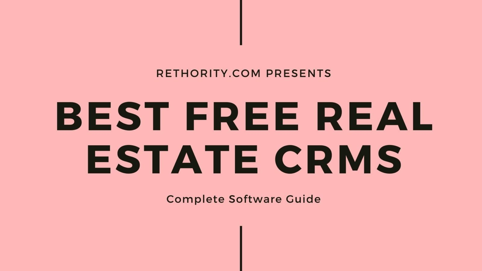 Best free real estate crm platforms