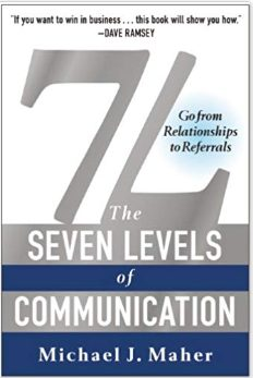 7L - The Seven Levels of Communication - Go From Relationships to Referrals