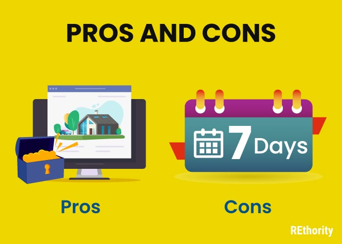 PropStream Pros and Cons illustrated