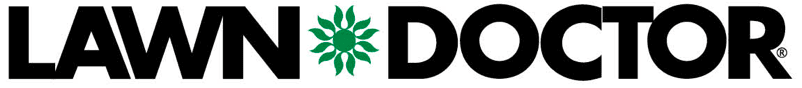 Lawn doctor logo as an image for a piece on companies like TruGreen