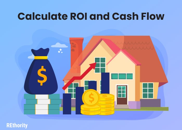 As a step in the how to buy rental property process, calculating ROI and Cash Flow